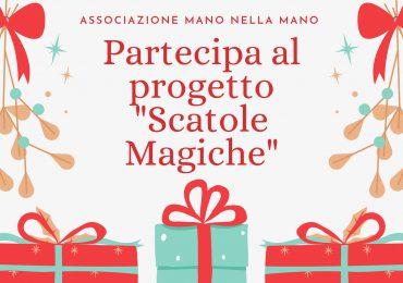 """Progetto Solidale """"Scatole Magiche"""""""