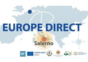 Conferenza stampa di apertura del Centro Europe Direct Salerno