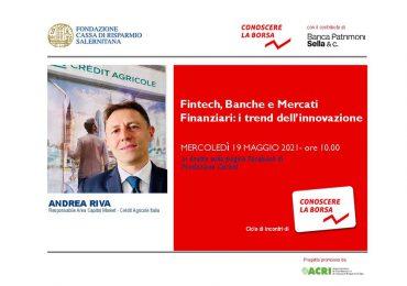 Ciclo di incontri di Conoscere la Borsa 2021 - 19 maggio 2021 - Andrea Riva