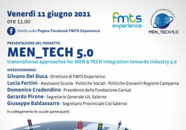 """Al via il Progetto """"MEN_TECH 5.0"""""""