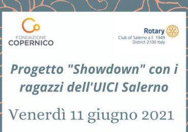 Evento conclusivo Progetto Showdown a Salerno