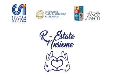 """Cerimonia di inaugurazione del progetto """"R- Estate Insieme"""""""