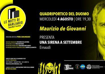 Appuntamento conclusivo del SalerNoir Festival le notti di Barliario - VII edizione