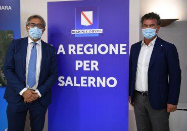 """Approvati i progetti """"Urban Center """" e """"Archivio di architettura e urbanistica"""" a Salerno"""