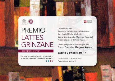 La Fondazione Carisal tra i partecipanti alla cerimonia finale premio Lattes Grinzane- XI edizione