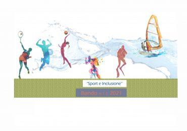 """Proroga della scadenza del Bando n.1/2021 """"Sport e inclusione"""""""